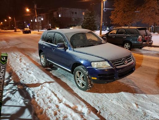 Volkswagen Touareg 4X4 V6 3.2L 2004 Prix: 6495$