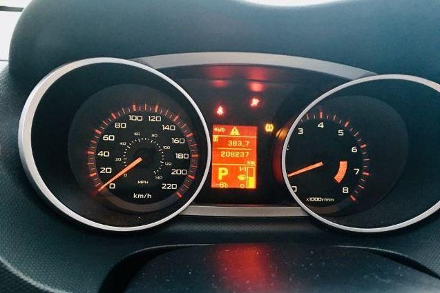 Mitsubishi Outlander XLS 2008 AWD V6