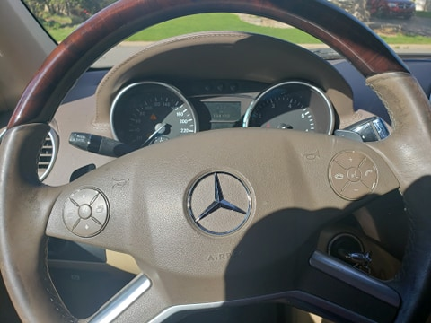 Mercedes ML550 2010 4matic Prix: 10 995$