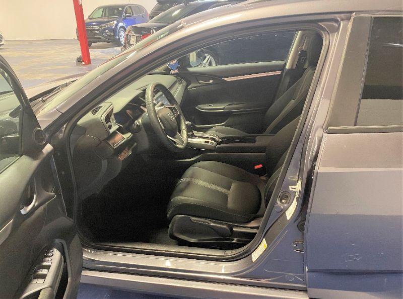 Honda Civic EX 2.0L 2016