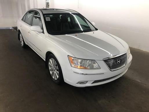 VENDU! Hyundai Sonata V6 LIMITED 2009 135000Km, Prix: 3995$