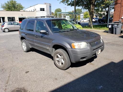 VENDU! Ford Escape 2004 Automatique 2x4