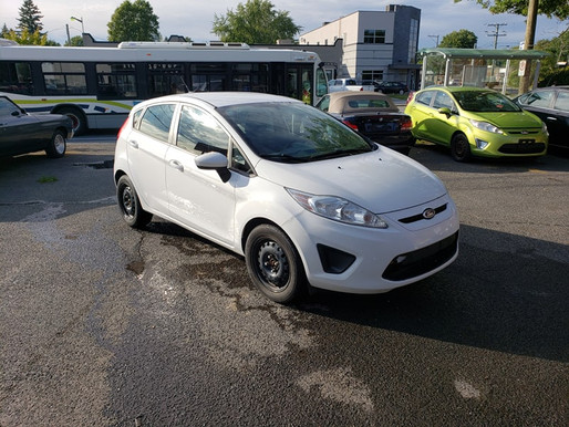 Ford Fiesta 2013 Automatique Prix: 4995$