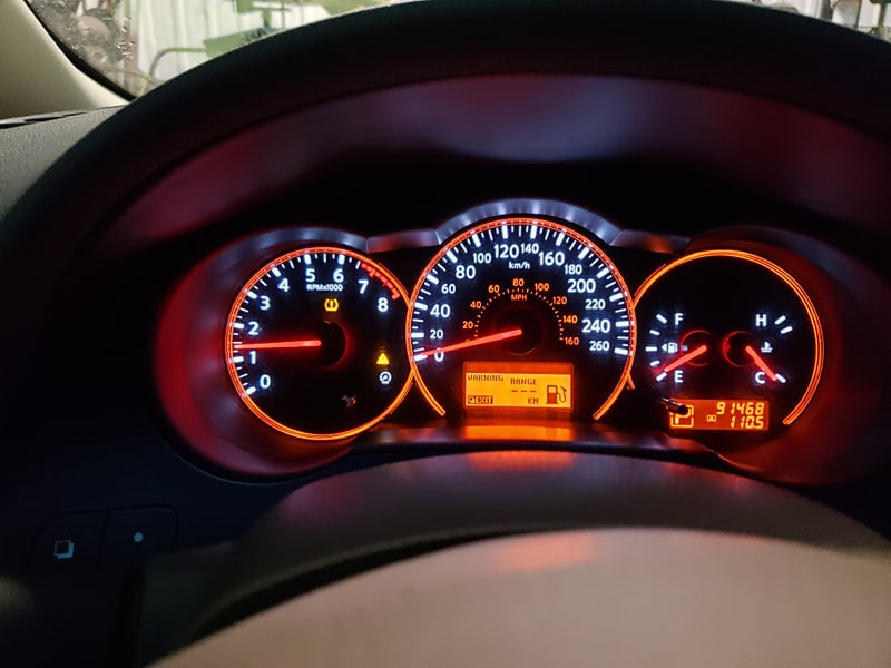 Nissan Altima Se 2007 3.5L automatique avec seulement 91 468 km Prix: 2995$