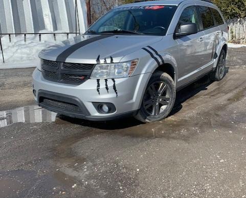 Dodge Journey 2012 FWD 127000Km Prix: 6995$