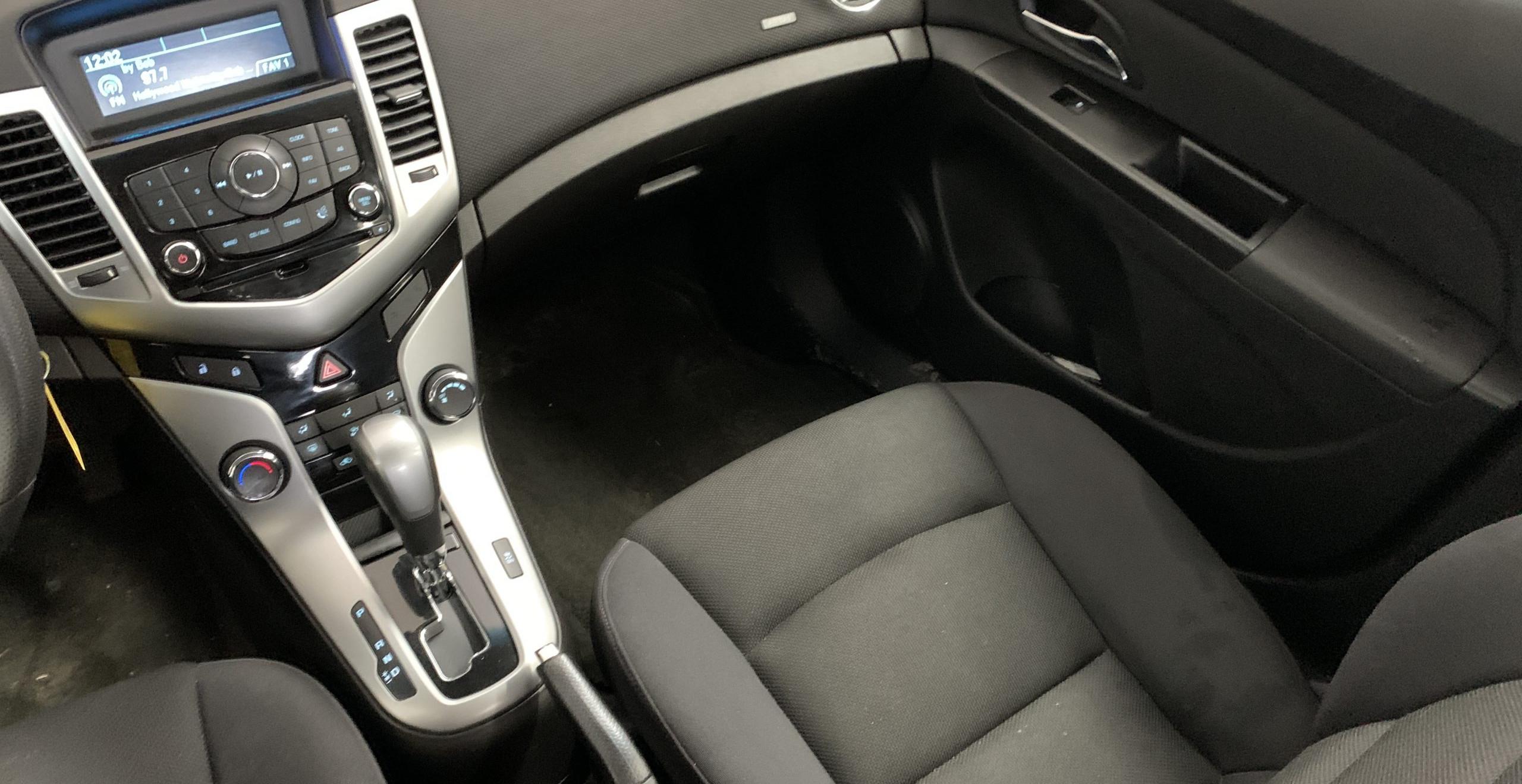 Chevrolet Cruze LT 2012  automatique