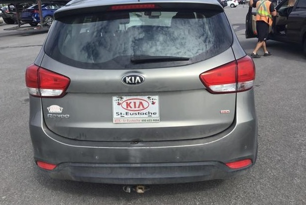 Kia Rondo 2014 LX FWD 7 passagers, Automatique, 189 000Km, 8995$