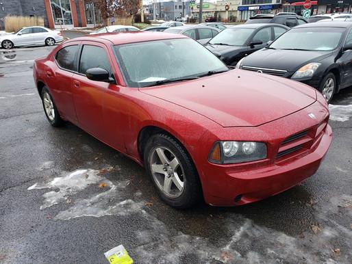 VENDU ! Dodge Charger 2008 automatique  Prix: VENDU !