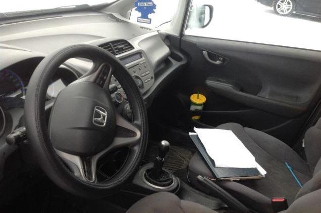 Honda Fit 2009 LX 1.5L VTEC