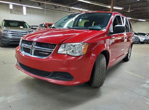 Dodge Grand Caravan 3.6L SE 2013 * Caméra *Prix : 9295$