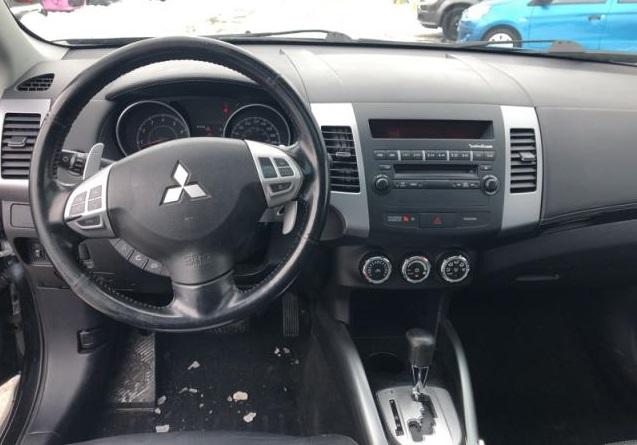 Mitsubishi Outlander 2010 XLS V6 2010 S-AWC