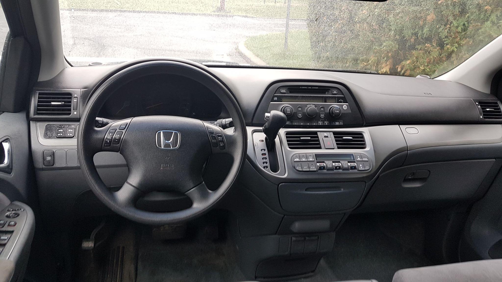 Honda Odyssey 2007 avec 200 000 km.  4995$