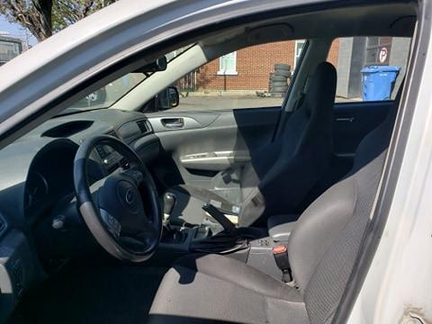 Subaru Wrx 2008 manuelle à Beloeil