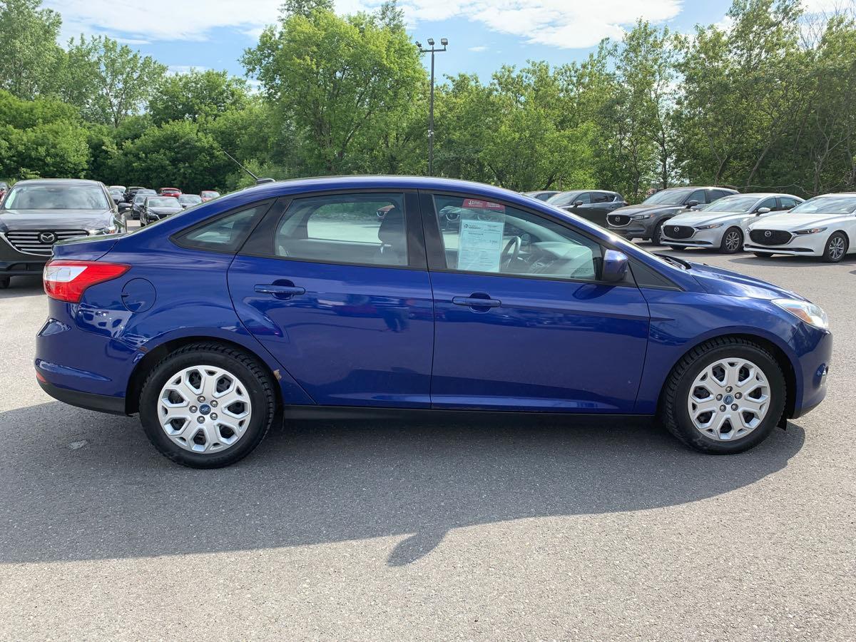 Ford Focus 2012, Automatique