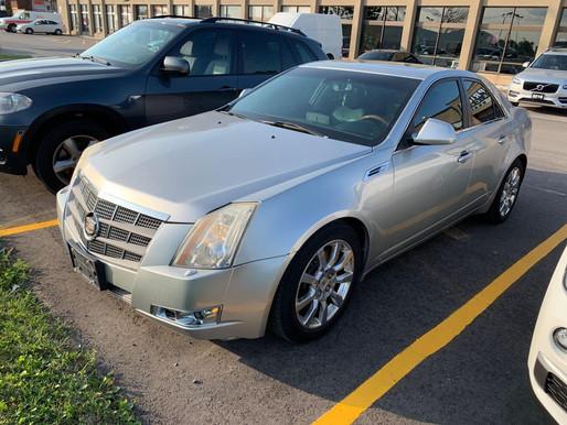 Cadillac CTS 4 AWD 3.6L 2008 Prix: 5995$