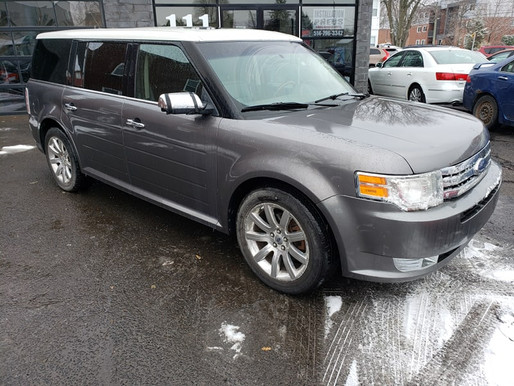 Ford Flex Limited 2009 AWD 7 passagers Prix: 6995$
