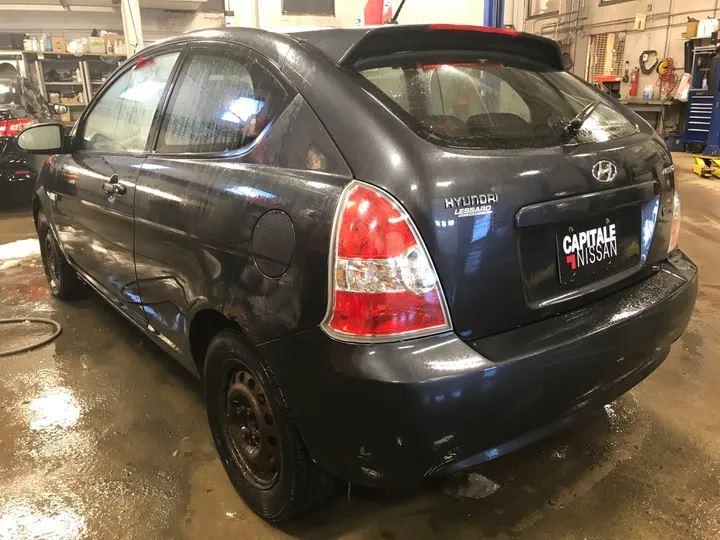 Hyundai Accent GS 2007 Automatique beloeil