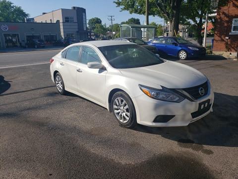 Nissan Altima 2016 automatique Prix: 9995$