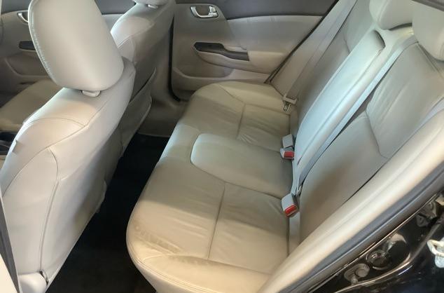 Honda Civic EX-L Sedan 2012