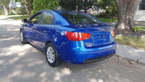 Kia Forte LX 2012 199 000 KM Automatique, PRIX:4995$
