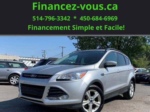 Ford Escape SE AWD 2.0L 2015, * Camera de recul* 11995$