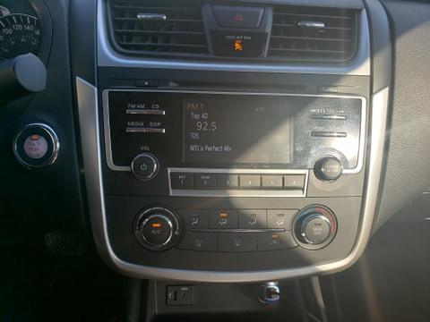 Nissan Altima 2016 automatique