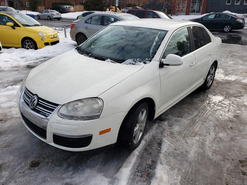 Volkswagen Jetta 2008 automatique avec 151 000 km Prix: 4995$