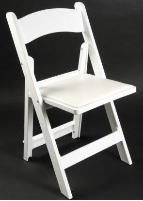 Chair Resin White