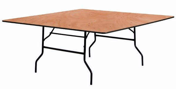 """72 """" Sq. Table"""