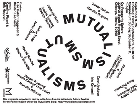 How To Get To Mutualisms