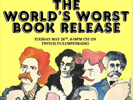 "Release Party: ""The World's Worst: A Guide to the Portsmouth Sinfonia"""