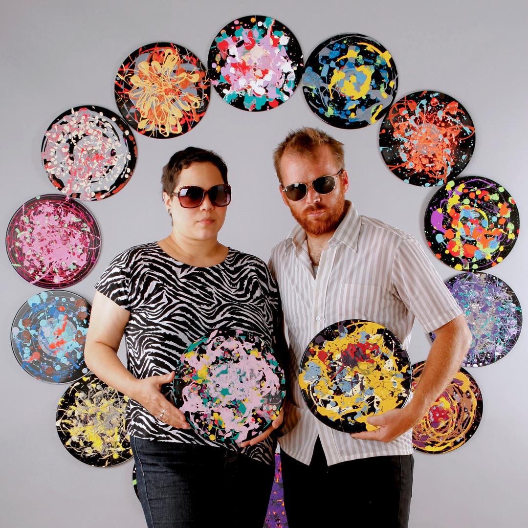 Edra Soto and Dan Sullivan