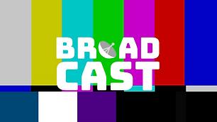 Broadcast Title Screen