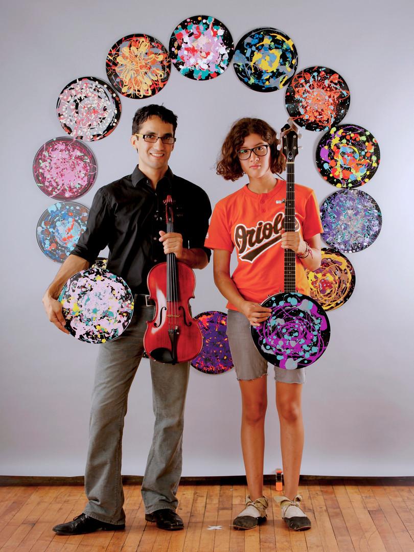 Michael Soto & Madeleine Aguilar