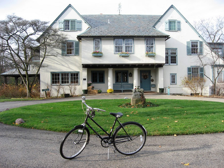 Residency at Ragdale Foundation