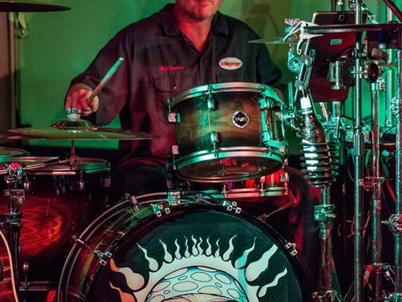 Whiskey Loco welcomes new drummer!