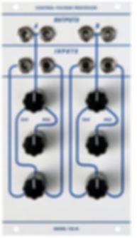Catalyst Audio Model 106 Mixer