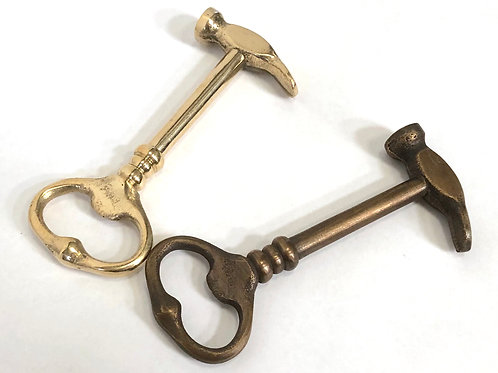 Brass Key Bottle Opener