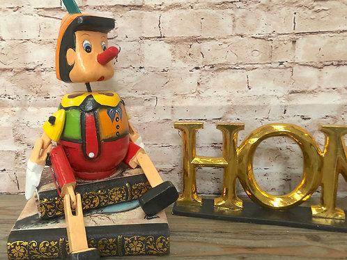 Pinocchio Moneybox