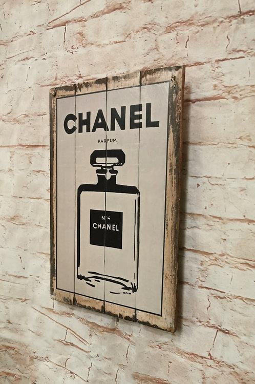 Chanel A4 Print