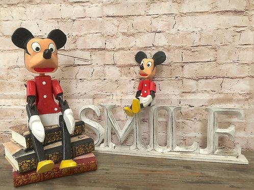 Mickey Mouse Shelf Sitter