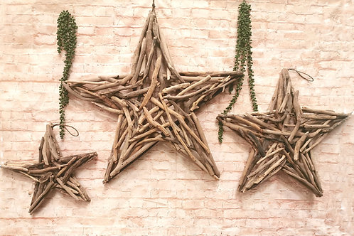 Driftwood Star (4 sizes available)