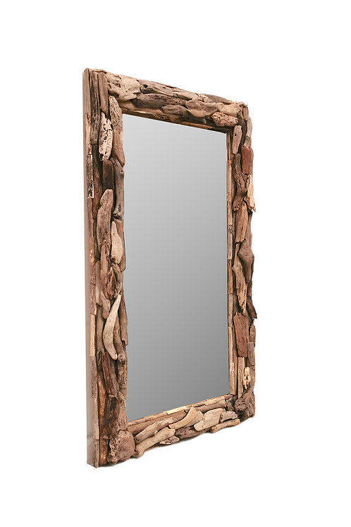 Rectangular Driftwood Mirror (5 sizes available)