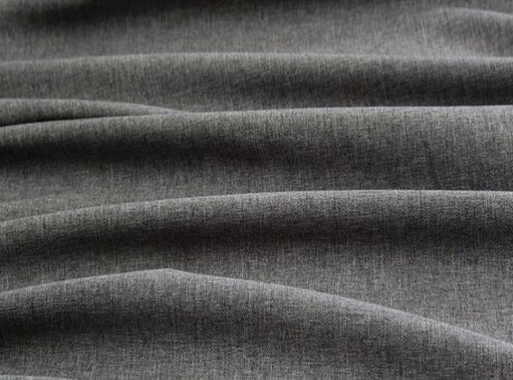 Charcoal Linen Look