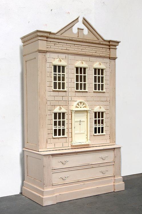 Doll's House Wardrobe Dusty Pink