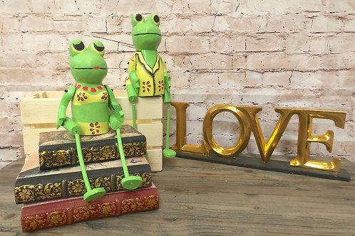 Frog Couple