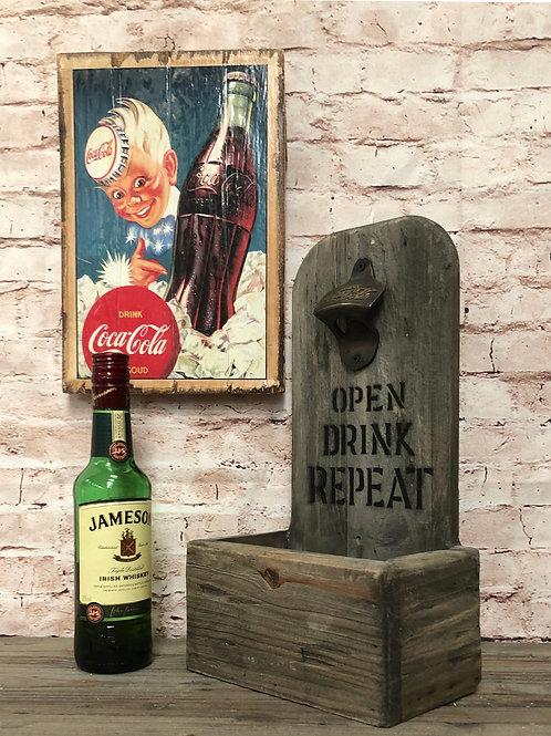 Bottle Opener Crate