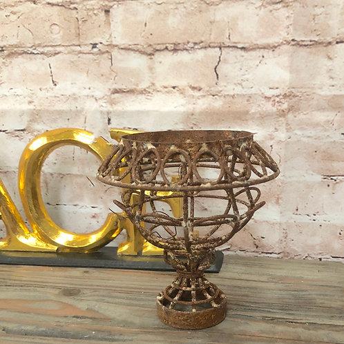 Miniature Metal Urn