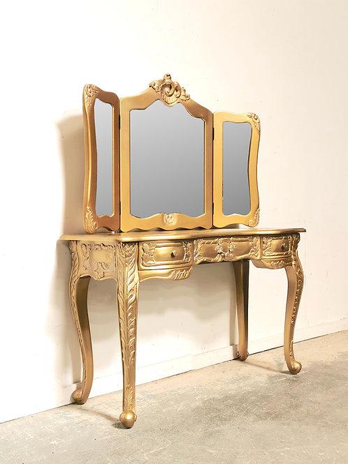 Parisian Grande Dressing Table Luxe
