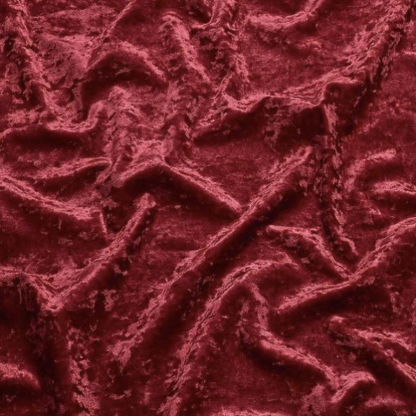 Ruby Crushed Velvet